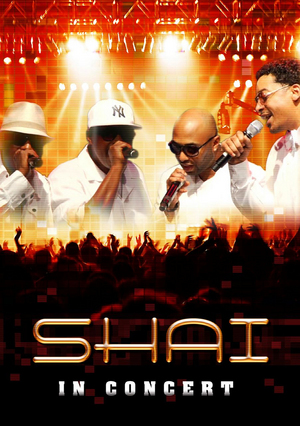 Shai: In Concert (2013) (with CD) (Retail Only)