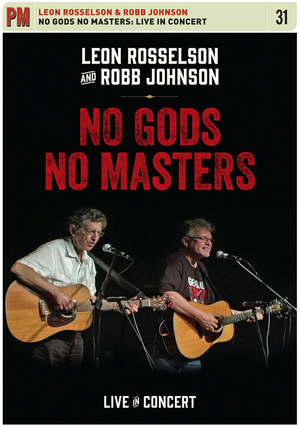 Leon Rosselson and Robb Johnson: No Gods, No Masters (Deleted)