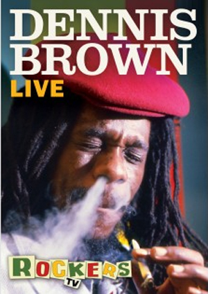 Dennis Brown: Rockers TV (1992) (Retail Only)