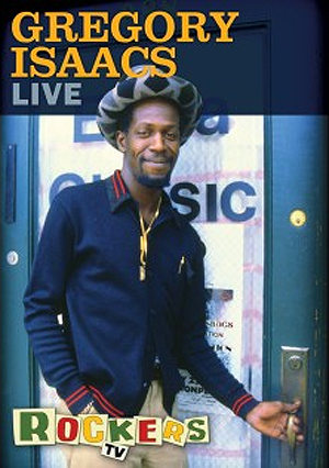 Gregory Isaacs: Live Rockers TV (Retail Only)