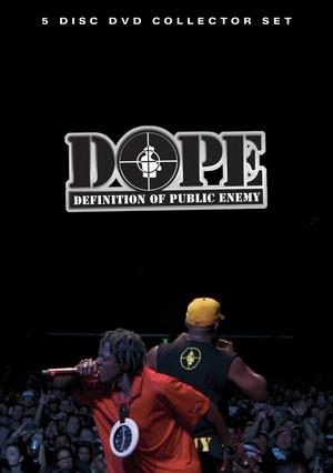 D.O.P.E: Definition of Public Enemy (2014) (Box Set) (Retail Only)