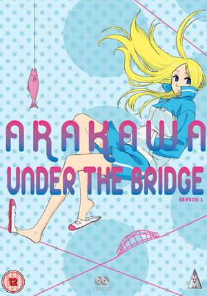 Arakawa Under the Bridge: Season 1 (2010) (Retail Only)