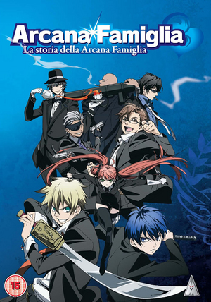Arcana Famiglia (2012) (Retail / Rental)