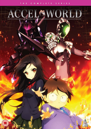 Accel World: Collection (2012) (Retail / Rental)