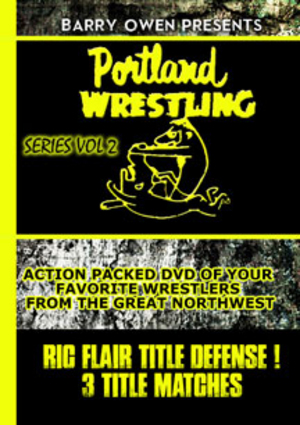 Barry Owen Presents Portland Wrestling: Volume 2 (Retail / Rental)