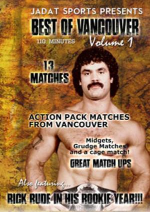Best of Vancouver: Volume 1 (Retail / Rental)