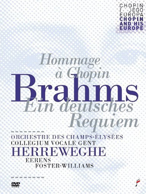 Brahms: Ein Deutsches Requiem (Herreweghe) (2010) (Deleted)