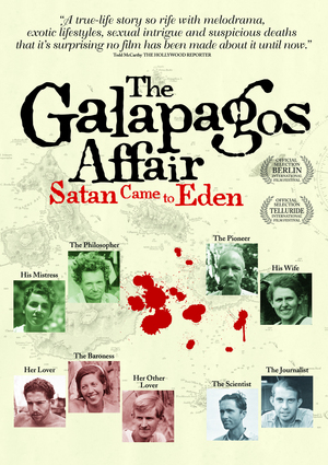 The Galápagos Affair - Satan Came to Eden (2013) (Retail / Rental)