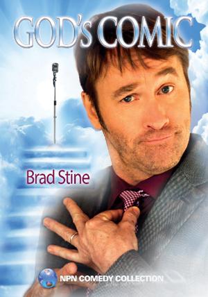 Brad Stine: God's Comic (2012) (Retail / Rental)