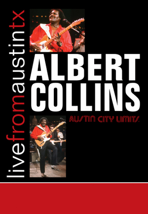 Albert Collins: Live from Austin, TX (1991) (NTSC Version) (Retail / Rental)