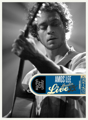 Amos Lee: Live from Austin, Texas (Retail / Rental)