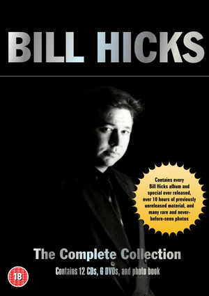 Bill Hicks: The Complete Collection (with Book and CD (Limited Edition Box Set)) (Retail Only)