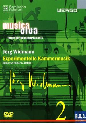 Jörg Widmann: Experimental Chamber Music (2004) (Retail / Rental)