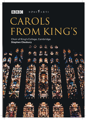Carols from King's: Choir of King's College Cambridge (Ord) (2000) (Retail / Rental)