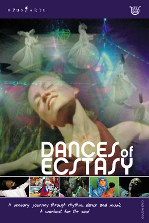Dances of Ecstasy (Box Set) (Retail / Rental)