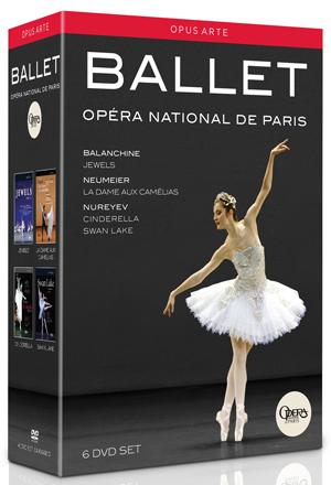 Ballet: Opera National De Paris (2008) (Box Set) (Retail Only)