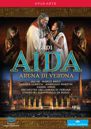 Aida: Arena Di Verona (Oren) (2012) (3D Edition) (Retail Only)