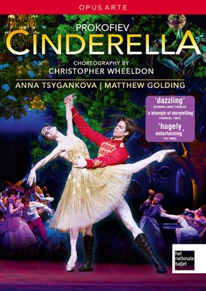 Cinderella: Dutch National Ballet (Florio) (2012) (Retail / Rental)