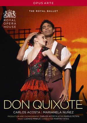 Don Quixote: Royal Ballet (2013) (NTSC Version) (Retail / Rental)