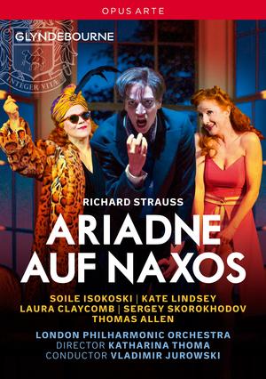 Ariadne Auf Naxos: Glyndebourne (Jurowski) (2013) (Retail / Rental)