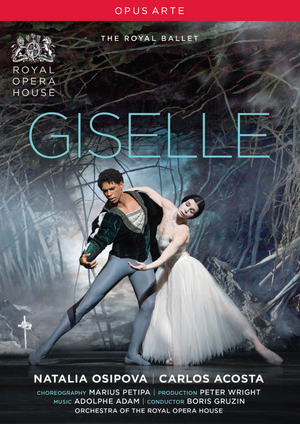 Giselle: Royal Ballet (2014) (NTSC Version) (Retail / Rental)