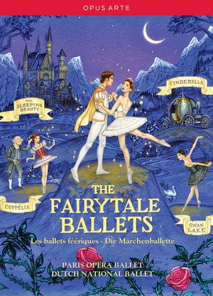 The Fairytale Ballets (NTSC Version) (Retail / Rental)
