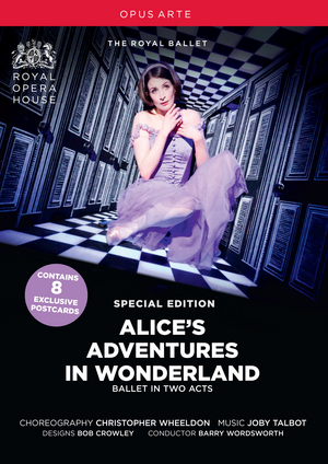 Alice's Adventures in Wonderland: Royal Opera House (2011) (Special Edition) (Retail / Rental)