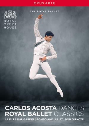 Carlos Acosta Collection: The Royal Ballet (2013) (Box Set (NTSC Version)) (Retail / Rental)