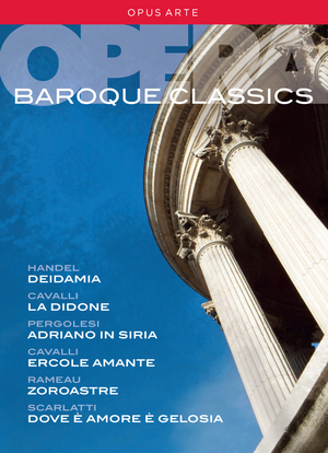 Baroque Opera Classics (2016) (NTSC Version) (Retail / Rental)