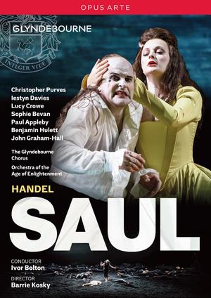Saul: Glyndebourne Festival (2015) (Retail / Rental)