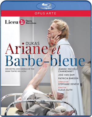 Ariane Et Barbe-bleue: Gran Teatre Del Liceu (Denève) (2011) (Blu-ray) (Retail / Rental)