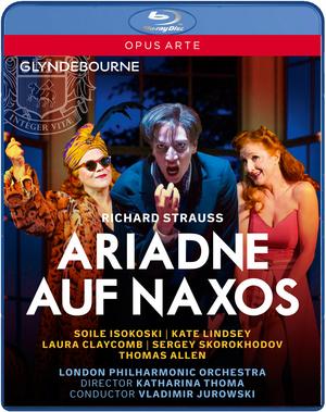 Ariadne Auf Naxos: Glyndebourne (Jurowski) (2013) (Blu-ray) (Retail / Rental)