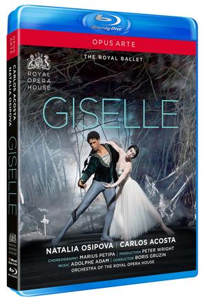 Giselle: Royal Ballet (2014) (Blu-ray) (Retail / Rental)
