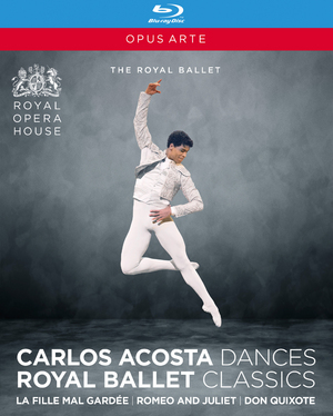 Carlos Acosta Collection: The Royal Ballet (2013) (Blu-ray) (Retail / Rental)