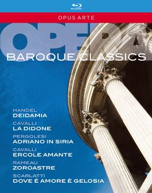 Baroque Opera Classics (2016) (Blu-ray) (Retail / Rental)