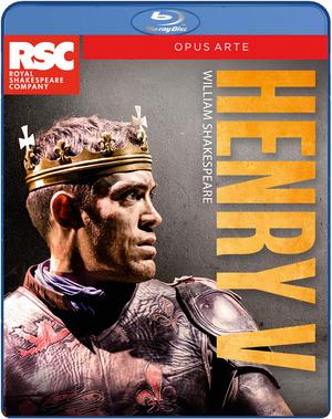 Henry V: Royal Shakespeare Company (2015) (Blu-ray) (Retail / Rental)