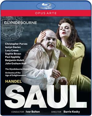 Saul: Glyndebourne Festival (2015) (Blu-ray) (Retail / Rental)