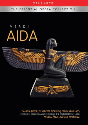 Aida: Gran Teatre Del Liceu (Martinez) (2003) (NTSC Version) (Retail / Rental)