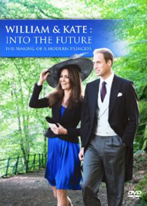 William and Kate: Into the Future (2011) (Retail / Rental)