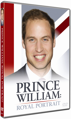 Prince William: A Royal Portrait (Retail / Rental)