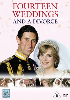14 Weddings and a Divorce (Retail / Rental)