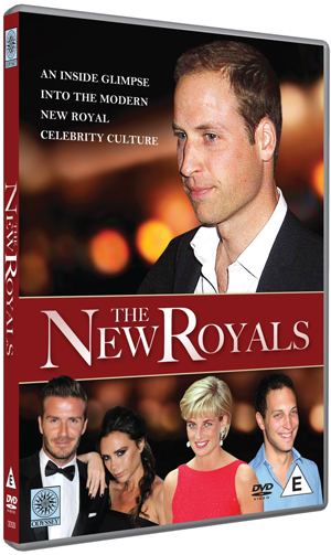 The New Royals (Retail / Rental)