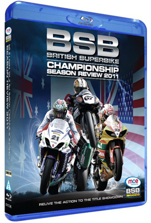 British Superbike: 2011 - Championship Season Review (2011) (Blu-ray) (Deleted)