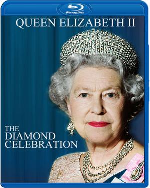 Queen Elizabeth II: The Diamond Celebration (2012) (Blu-ray) (Retail / Rental)