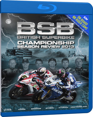 British Superbike: 2013 - Championship Season Review (2013) (Blu-ray) (Retail / Rental)