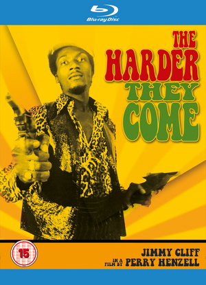 The Harder They Come (1972) (Blu-ray) (Retail / Rental)