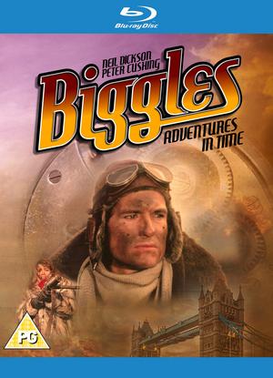 Biggles: Adventures in Time (1985) (Blu-ray) (Retail / Rental)