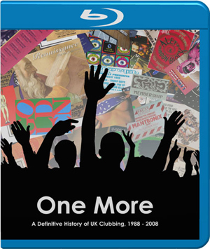 One More - A Definitive History of UK Clubbing 1988-2008 (2012) (Blu-ray) (Deleted)