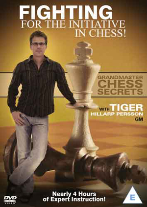Fighting for the Initiative in Chess! - Grandmaster Chess Secrets (2013) (Retail / Rental)