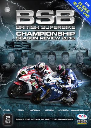 British Superbike: 2013 - Championship Season Review (2013) (Retail / Rental)